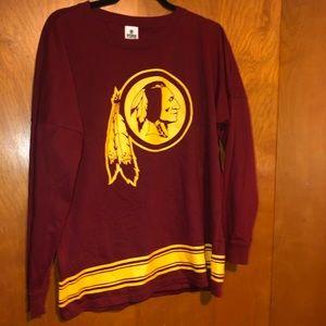 Victoria's  secret Washington Football team shirt Small